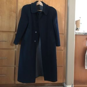 Wool coat for the coldest winters